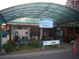 Gb.Gedung Pusat Informasi PP Daarut Tauhiid