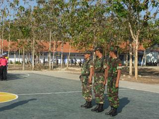 Gb.Pelatih PBB dari TNI