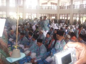 Pemberangkatan Calon Jama'ah Haji Gunungkidul Tahun 2011 Pemberangkatan-haji-2011-1