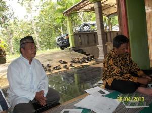 Gb Bp H Sayono dan Ustazd Nuryanto Ruaidi MA