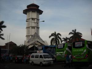 Gb. Salah satu sudut Gedung Islamic Center Bekasi