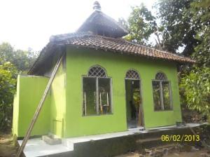 Gb. Kondisi masjid setelah di renovasi