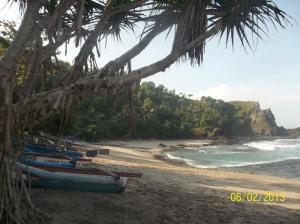 Gb. Pantai Siung Yang Cantik dan Indah