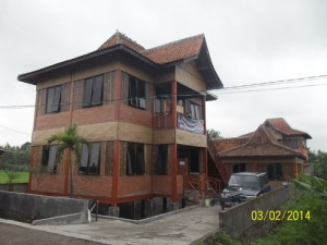 Gb. Bangunan Asrama santri SMPIT Baitussalam