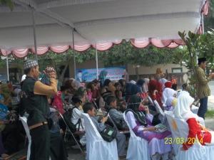 Gb. Para peserta dan tamu undangan