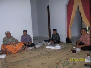 Gb. Bp Budiharjo bapak Warsito dan Bp Agus Suhartoyo