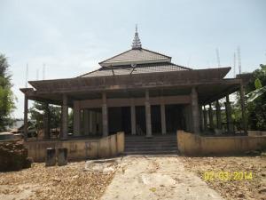 Gb. Masjid Nurul Iman Kamal, Wunung Wonosari Gunungkidul